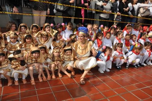 Infantil de 3 años decidió viajar a Egipto (Fotografía Juan Francisco Zuleta Orjuela)