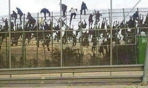 Fronteras humanas