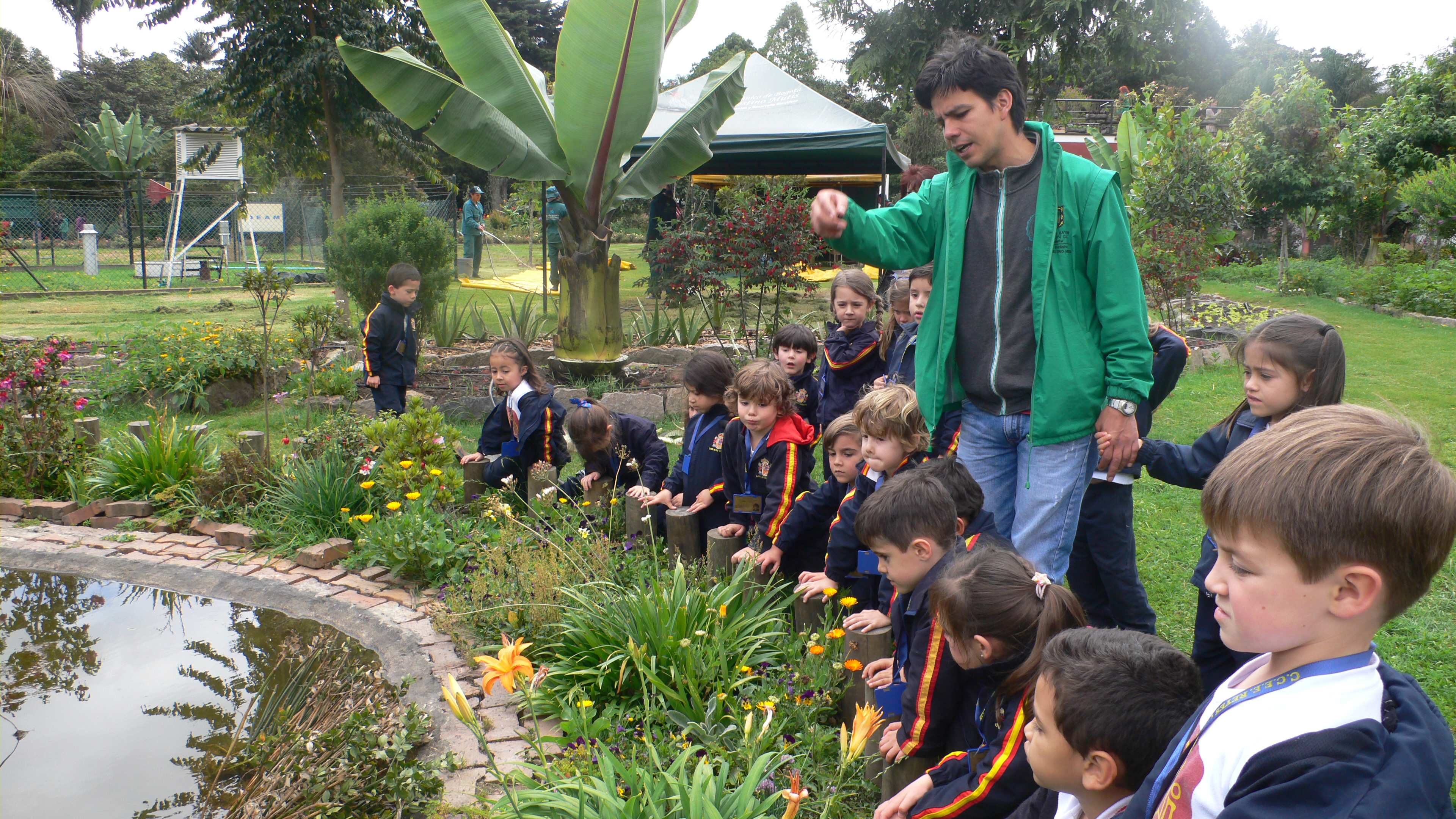 Medio ambiente revista el reyes de bogot p gina 2 for Actividades jardin botanico bogota