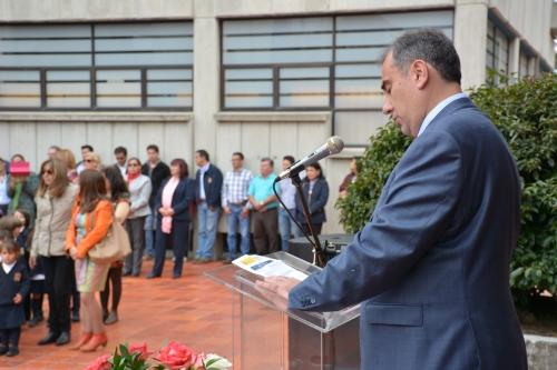 El Rector Luis Fernández deseó que todo el trabajo en favor de la Paz de frutos lo antes posible