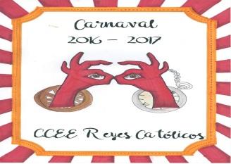 Cartel realizado por Mª Paula Ibarra Pascua - Lorena García Carvajal de 4º B ESO
