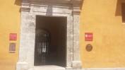 Fachada del Centro de Formación de la AECID en Cartagena