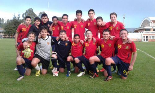 Fútbol Infantil Masculino