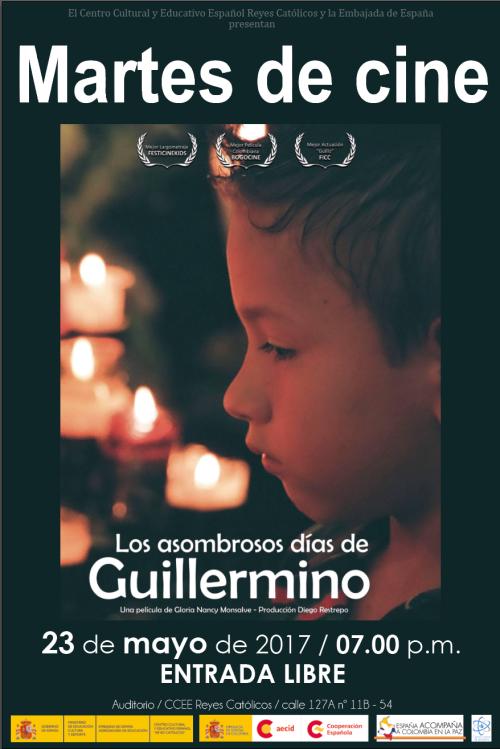 redes LOS ASOMBROSOS DÍAS DE GUILLERMINO (1)