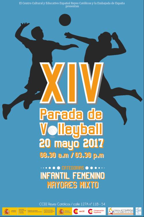 XIV Parada de Voleibol