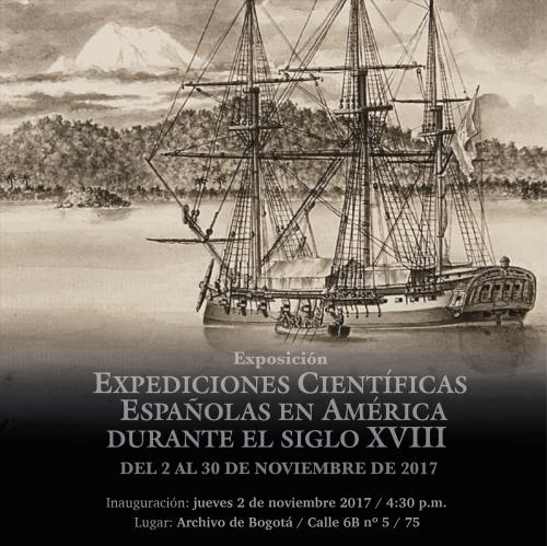 1080 EXPEDICIONES CIENTÍFICAS